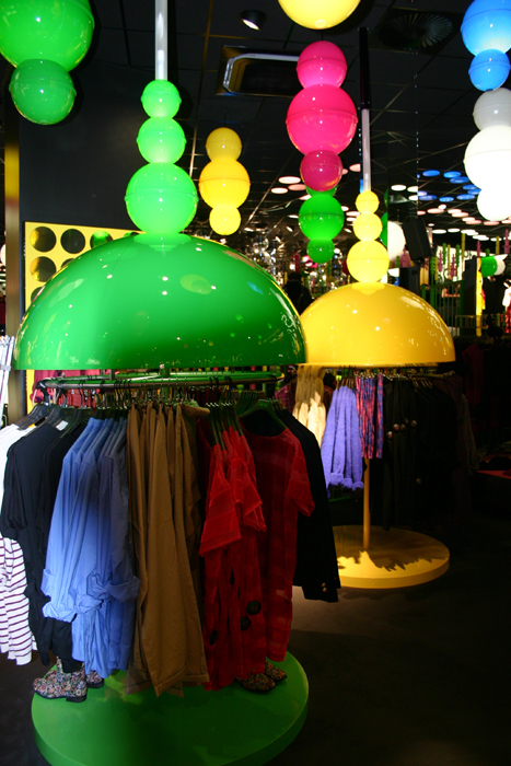 Pop Up Store Hamburg Monki Business - Interview Magazine