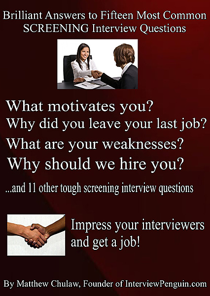 Interview Success Package - Everything You Need to Ace Your Interview