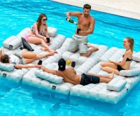 Modular Inflatable Pool/Patio Furniture - INTERWEBS