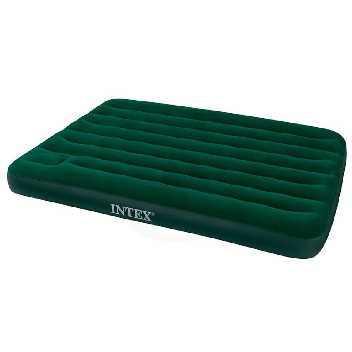 Intex Full Air Bed Intex Airbed 54 X 75 X 8 ¾ Downy Full Size With Built In Foot Pump