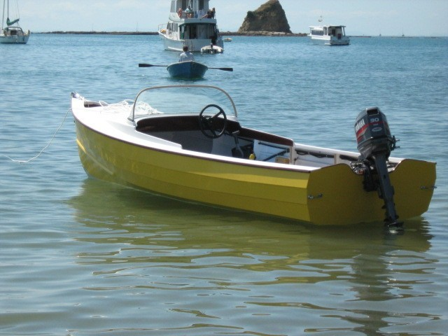 John welsford on choosing a dream boat for What is the best outboard motor