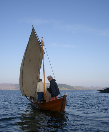 Andy Wrate talks about owning, rowing and sailing the Ness ...