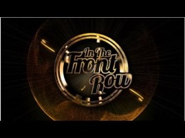 In The Front Row – Merlin Robertson