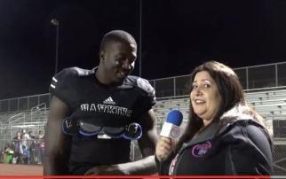 EXCLUSIVE INTERVIEW with Hawkins HS Corner Greg Johnson (Arizona Wildcats Commit)