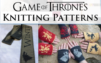 Game of Thrones Knitting Patterns