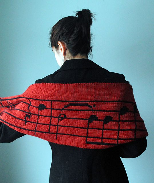Free Novelty Knitting Patterns : Novelty Scarf Knitting Patterns In the Loop Knitting