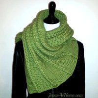 Shawl and Wrap Knitting Pattterns | In the Loop Knitting