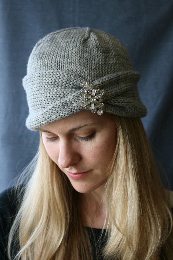 Cloche Hat Free Knitting Patterns In the Loop Knitting