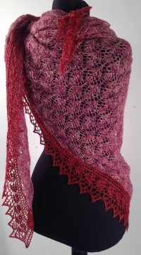 Lace Shawl and Wrap Knitting Patterns | In the Loop Knitting