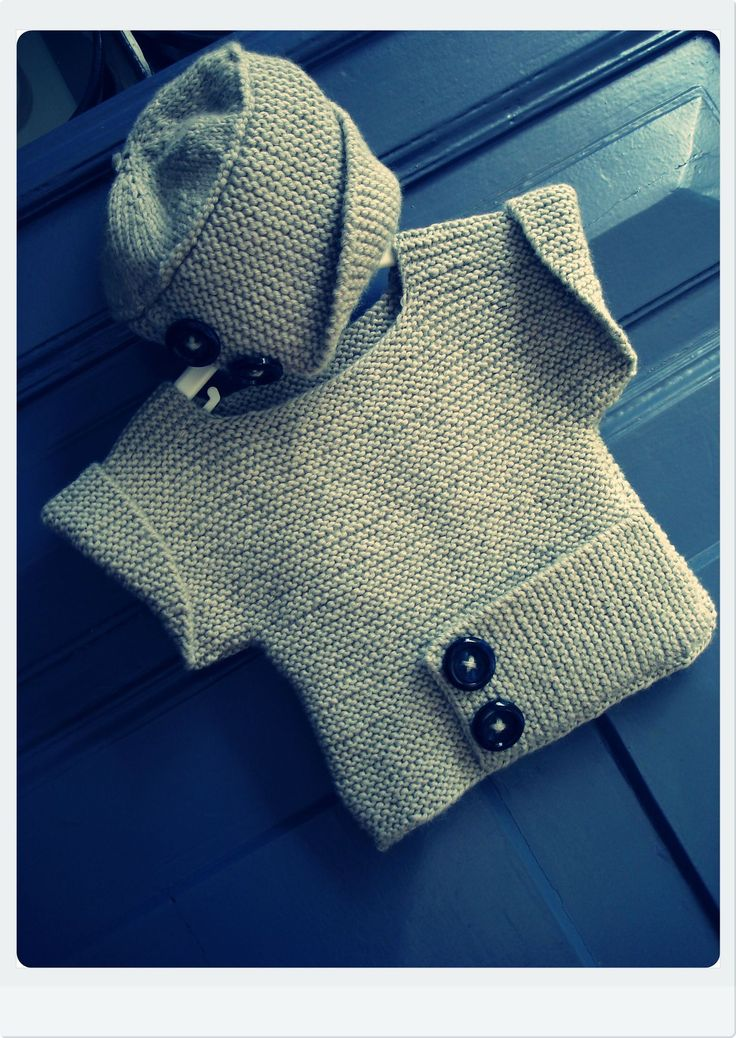 Free Baby and Toddler Sweater Knitting Patterns In the ...