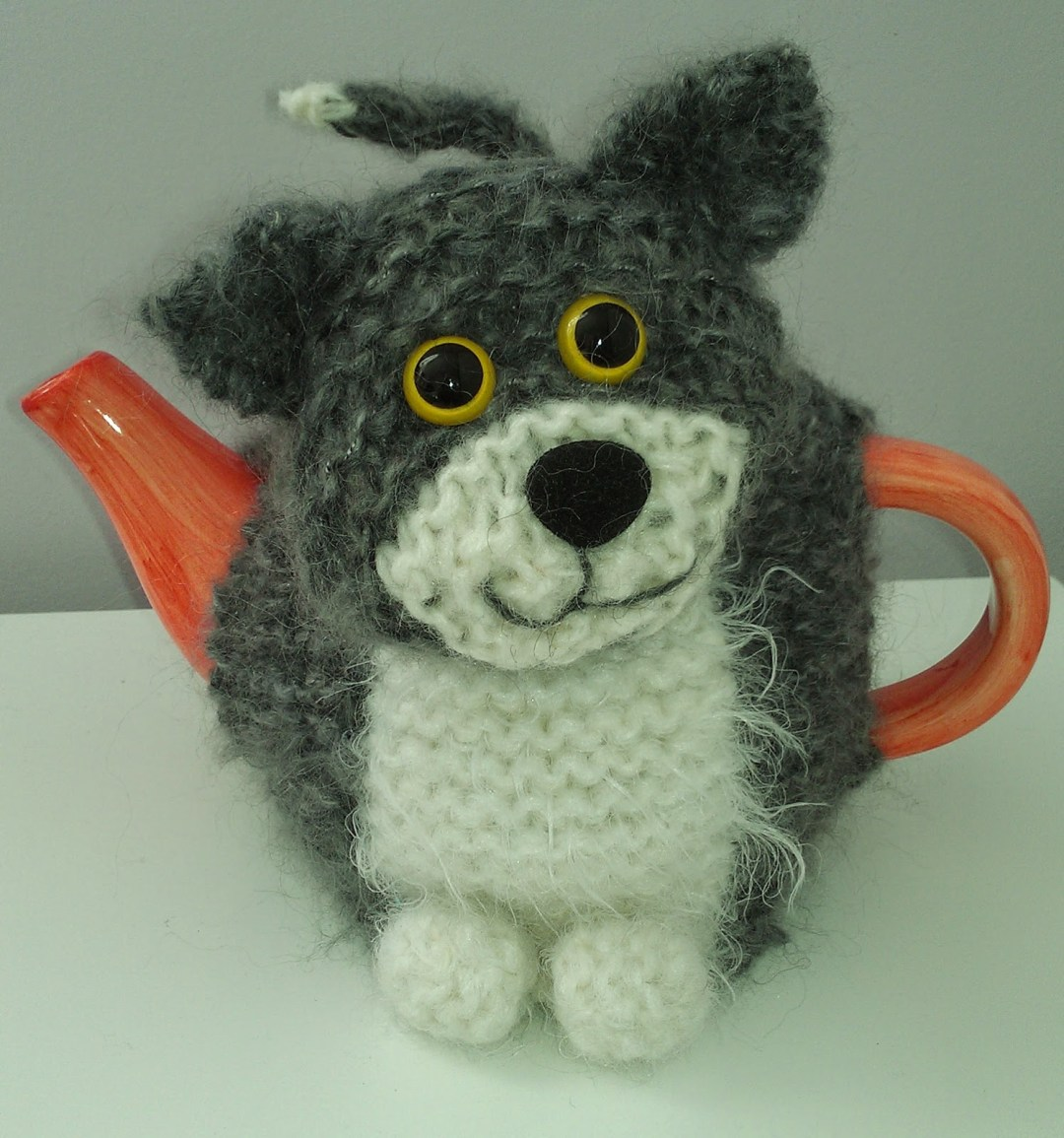 Free Teapot Cosy Knitting Pattern : Cat and Kitten Knitting Patterns In the Loop Knitting