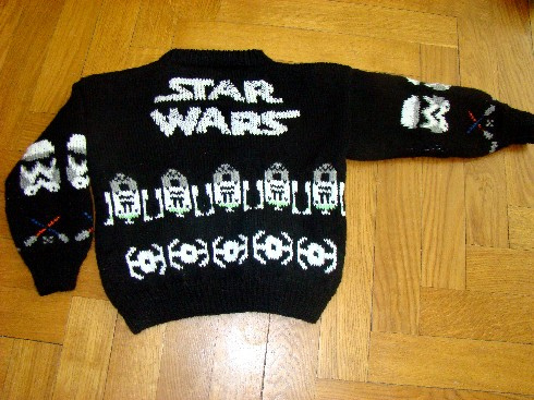 Star Wars Knitting Patterns In the Loop Knitting