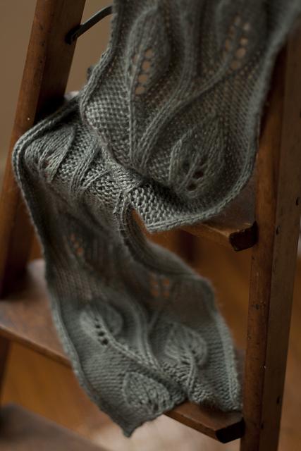 Free Baby Socks Knitting Pattern : Lacy Scarf Knitting Patterns In the Loop Knitting