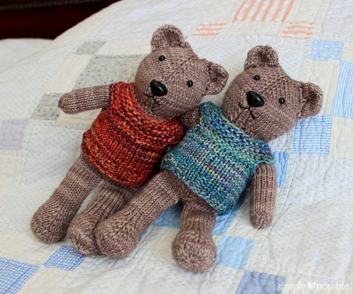 Knitting Patterns For Teddy Bears : Search Results for ?Teddy Bear Patterns Free Download ...