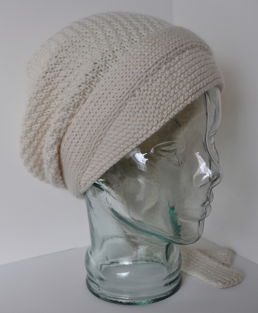 Knitting Pattern Free Slouchy Hat : Slouchy Hat Knitting Patterns In the Loop Knitting