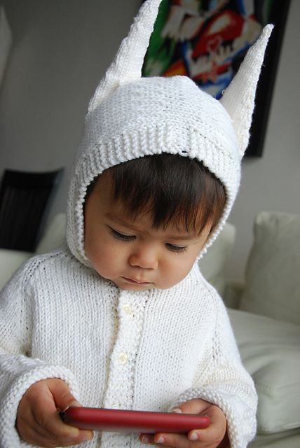 Wild Things Hoodie Free Knitting Pattern and more fantasy animal knitting patterns
