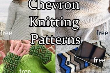 Chevron Knitting Patterns