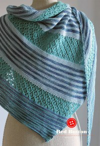 Colorful Shawl Knitting Patterns | In the Loop Knitting