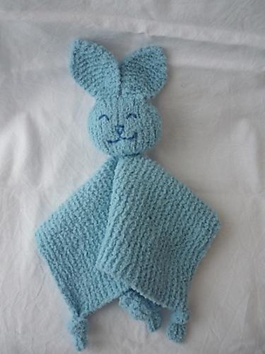 Lovey Security Blanket Knitting Patterns | In the Loop ...