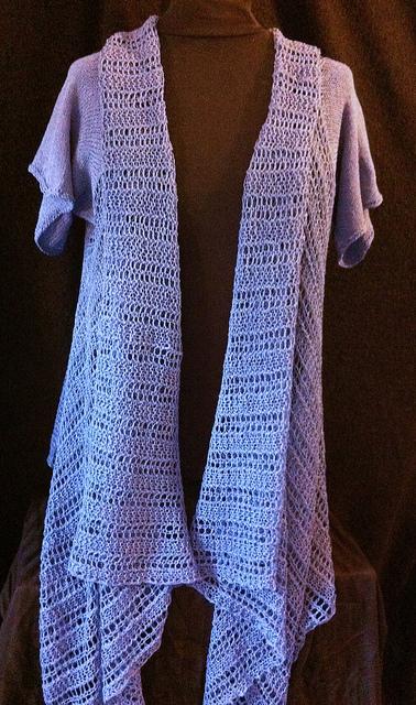 Draped Cardigan Knitting Patterns In the Loop Knitting