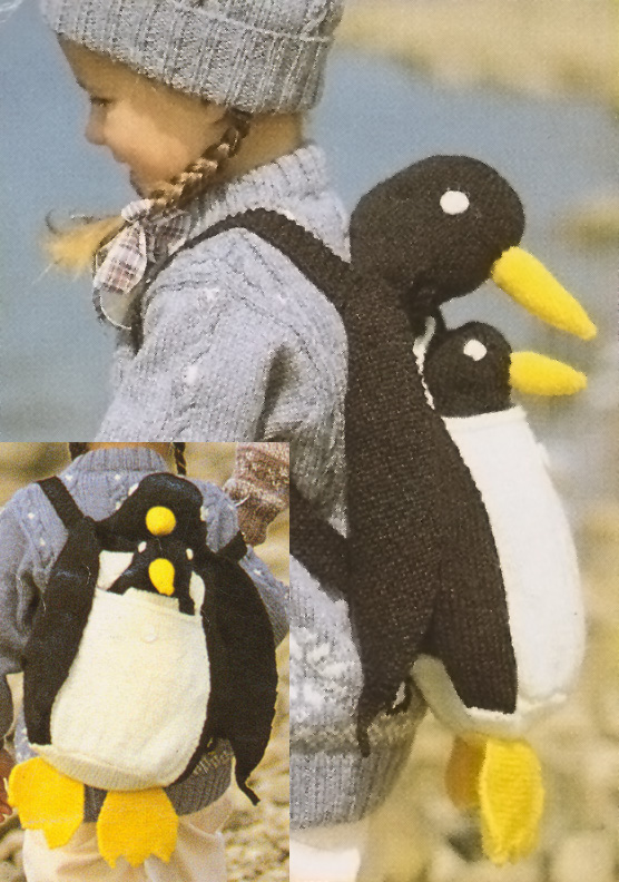 Penguin Knitting Patterns In the Loop Knitting