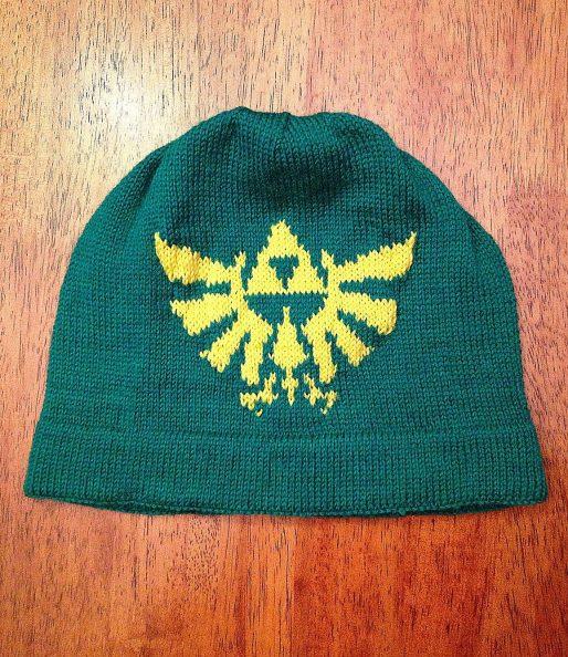 Baby Zelda Knitting Pattern : Gaming Knitting Patterns In the Loop Knitting