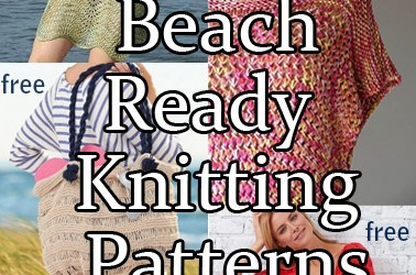 Beach Ready Knitting Patterns