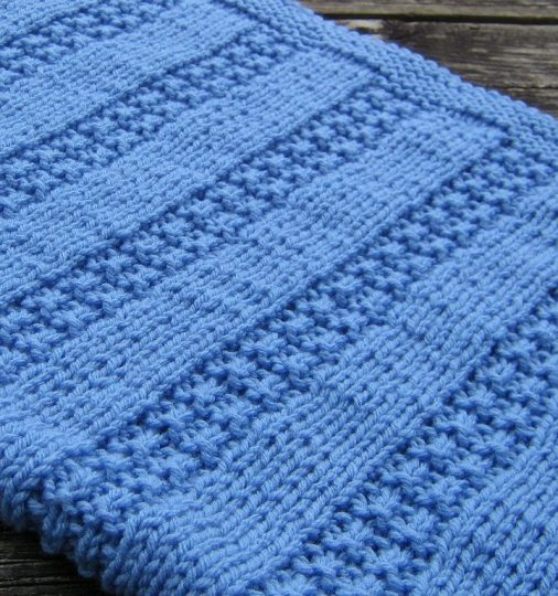 Bobble Baby Blanket Knitting Patternravelry Project Gallery For