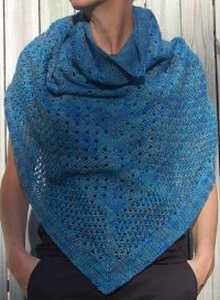 More Easy Shawl Knitting Patterns   In the Loop Knitting