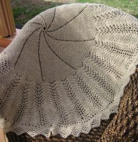 Afghan in the Round Knitting Patterns | In the Loop Knitting