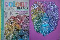 Art Therapy Coloring Book Michael Omara: Coloring book ...