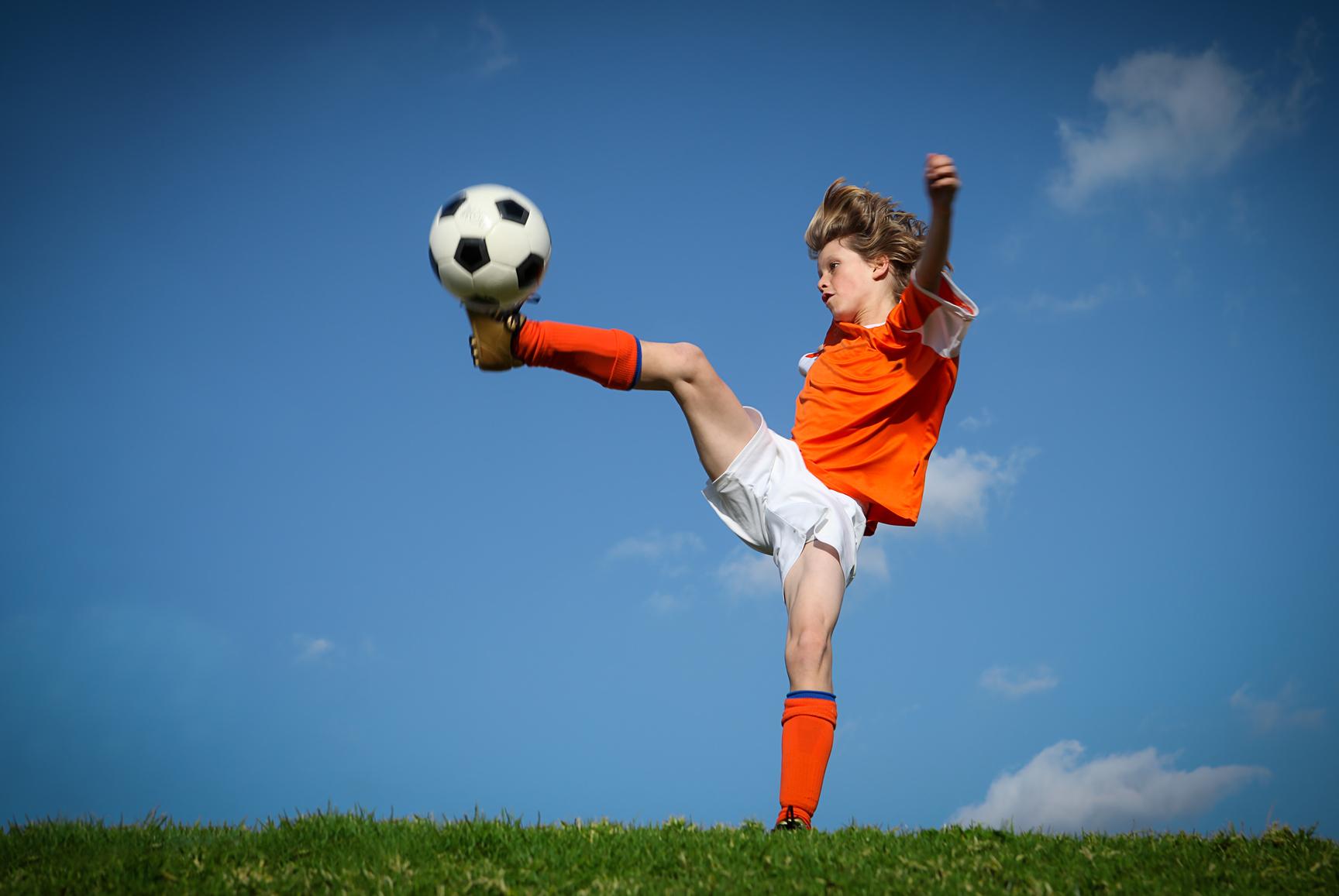 Cute Sky Blue Wallpaper Soccer Gallery In The Net Sports Academy