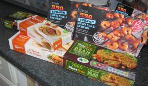 vegetarian bbq food for bbq challenge
