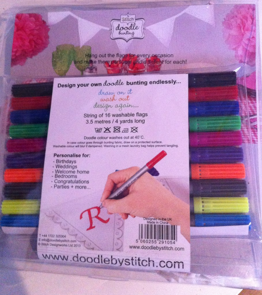 washable fabric pens