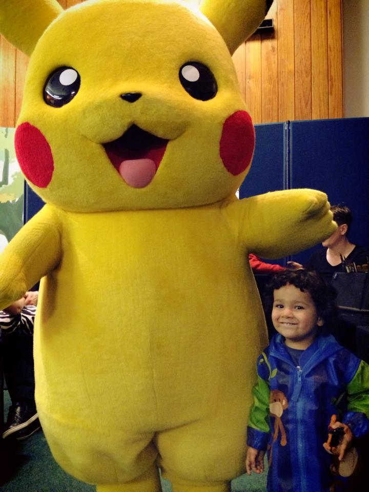 PokemonXY Pikachu