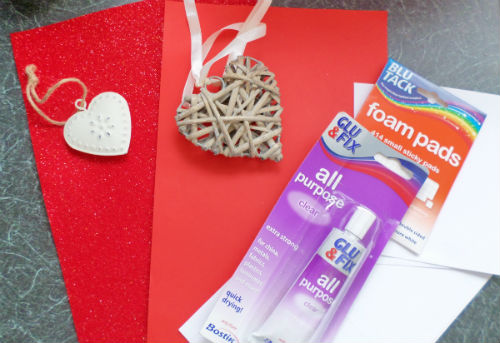 easy valentines crafts