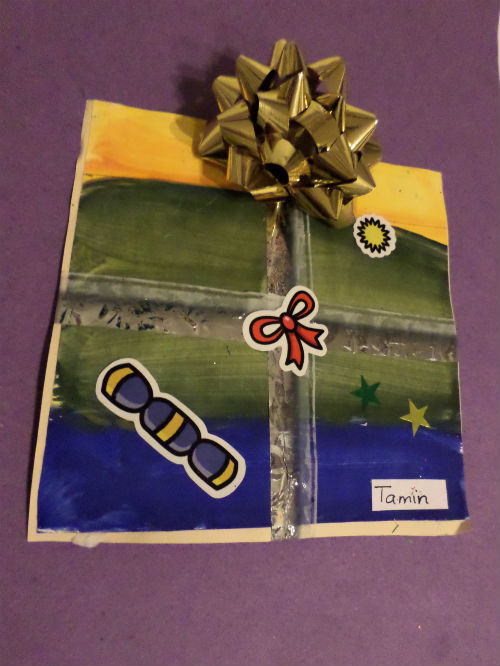 winter crafts christmas gift