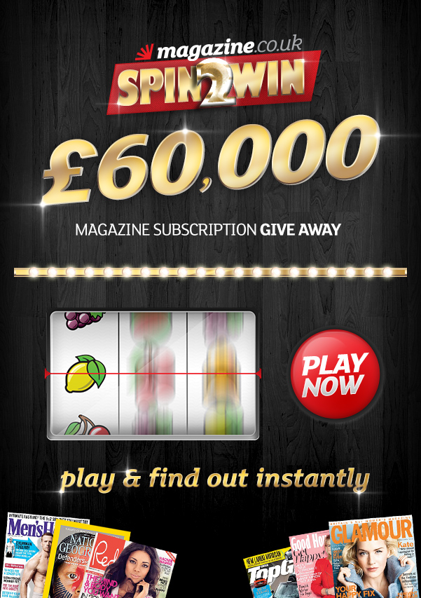 magazine subscription competition