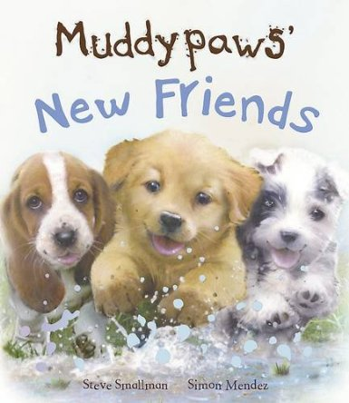 muddypaws new friends book cover