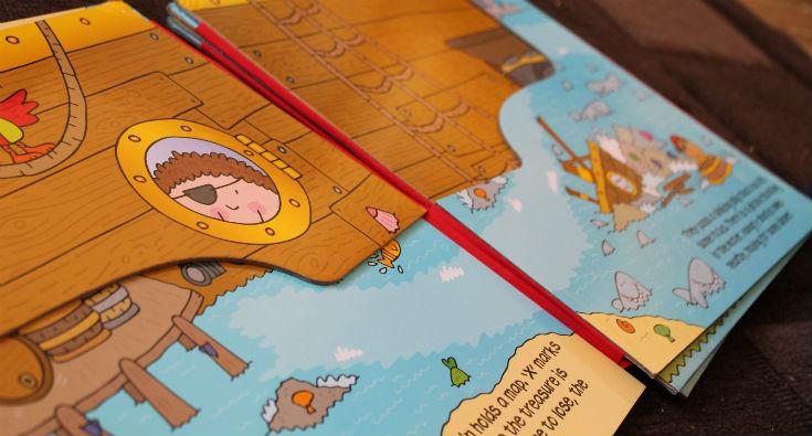 world book day pirate book