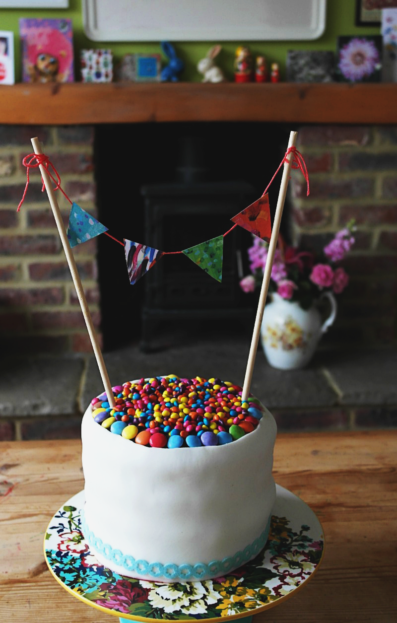 Easy Birthday Cake Recipe Uk Image Inspiration of Cake and