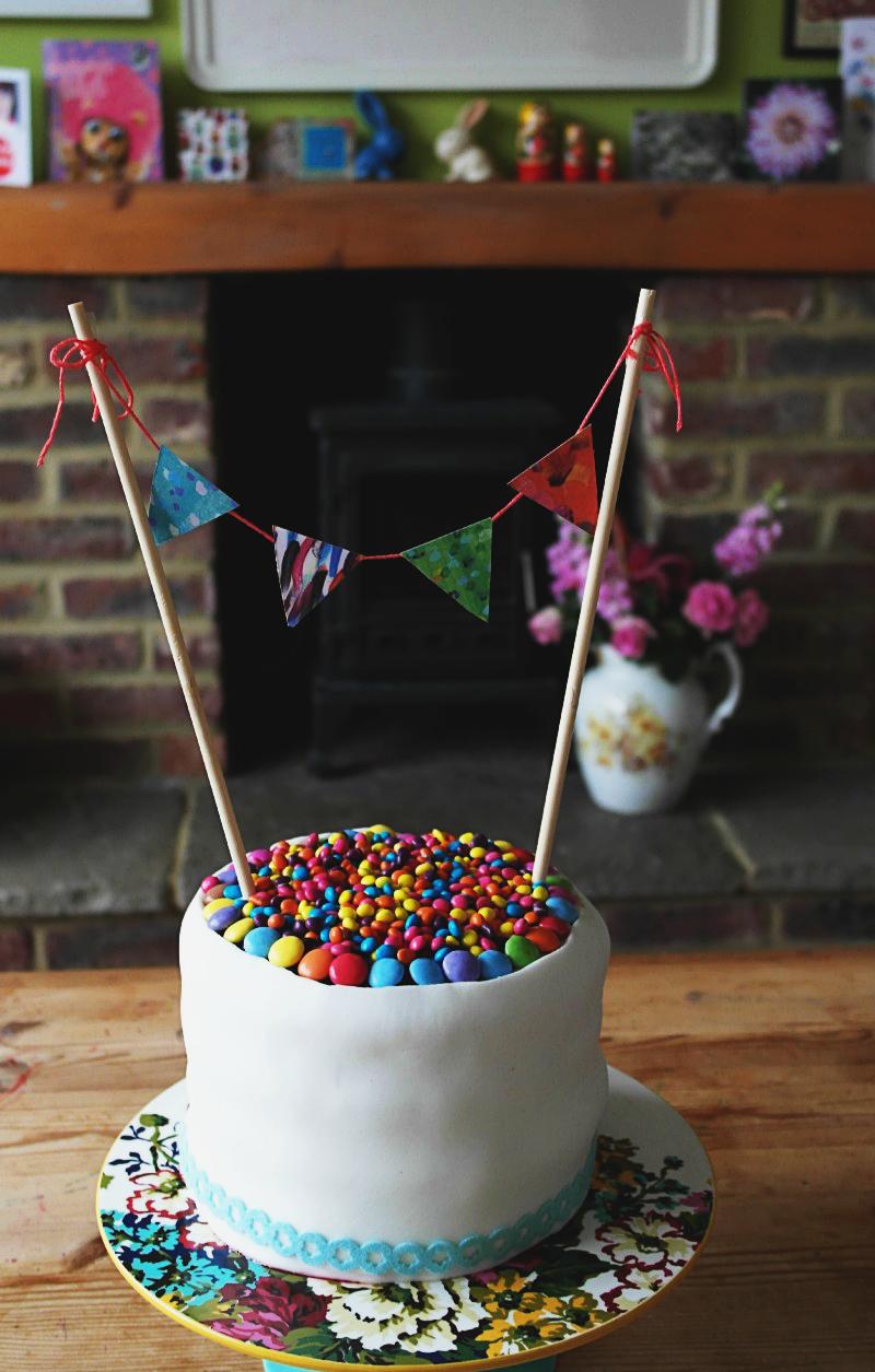 Easy Birthday Cake Recipe Uk Image Inspiration of Cake and