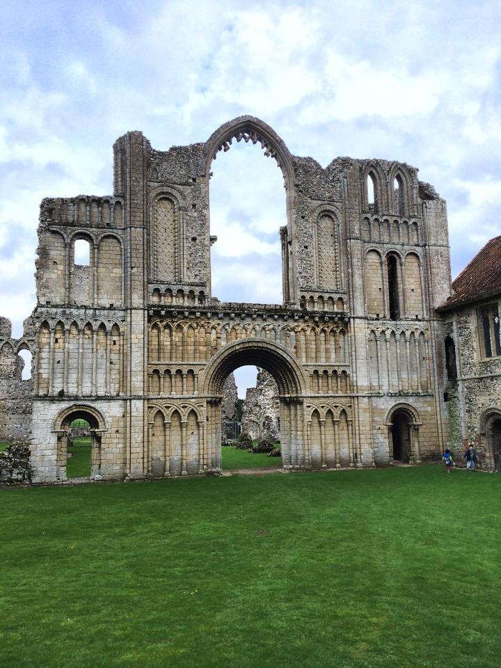castle acre priory
