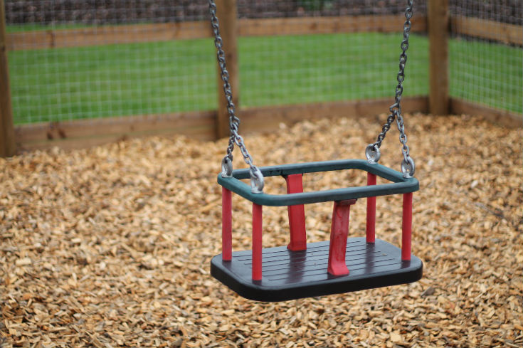 parkdean cherry tree playground