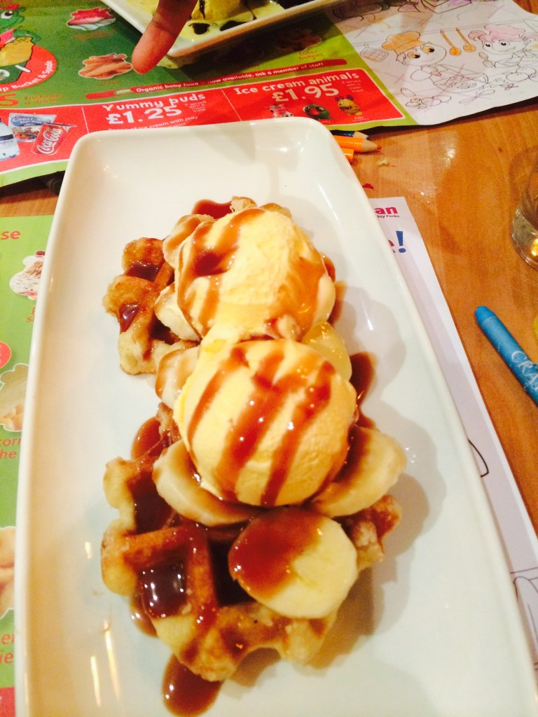 parkdean cherry tree waffles