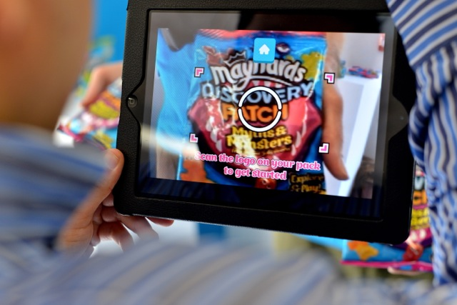Maynards Discovery Patch Explore and Play app