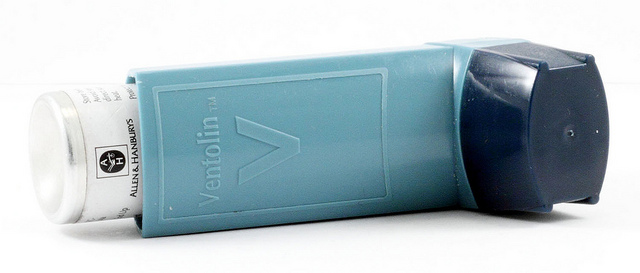 asthma campaign for emergency inhalers in school