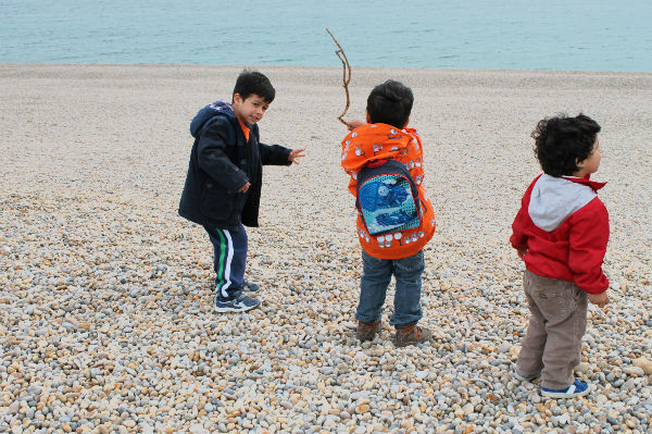 children at chesil beach