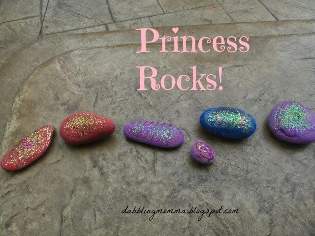 tiffany painted rocks pm