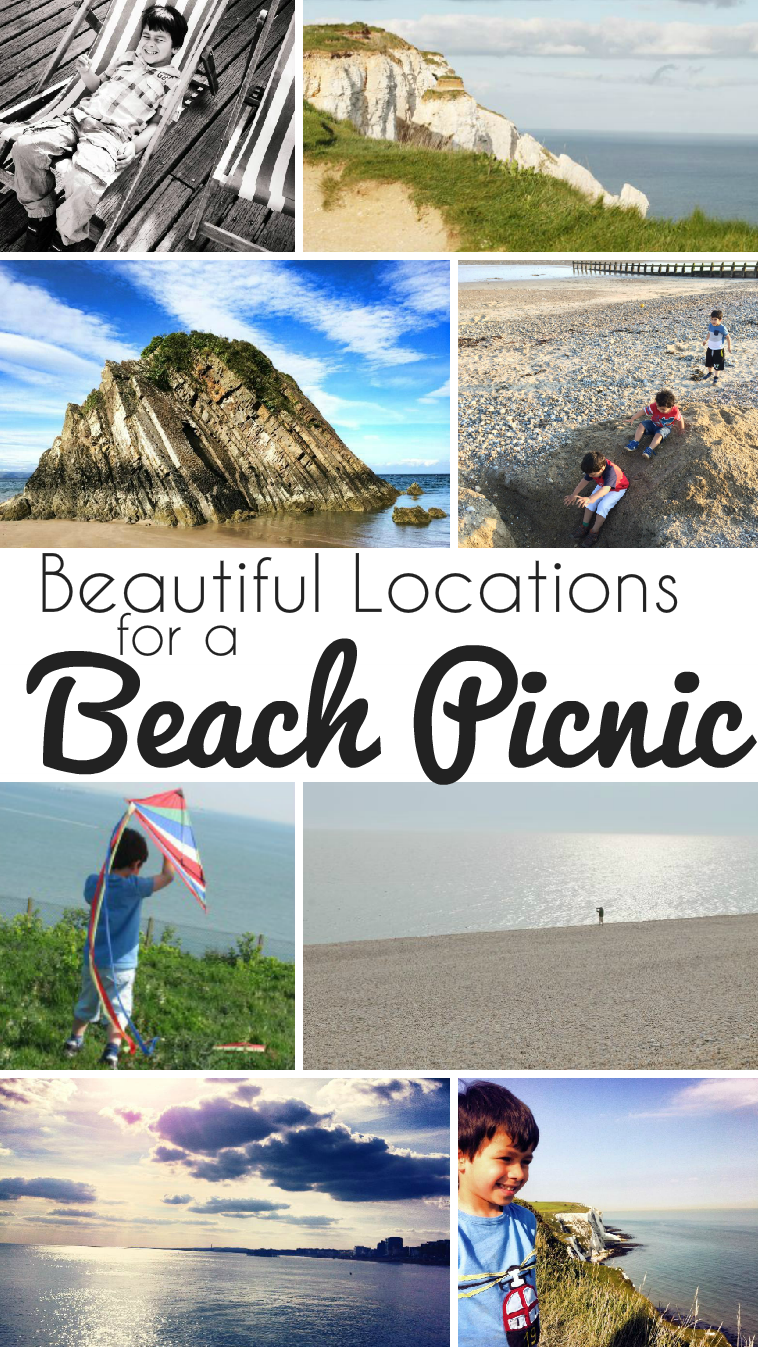 Best locations for a beach picnic
